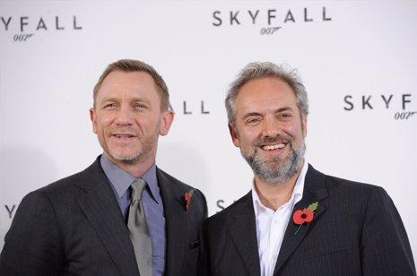 Sam Mendes y Daniel Craig