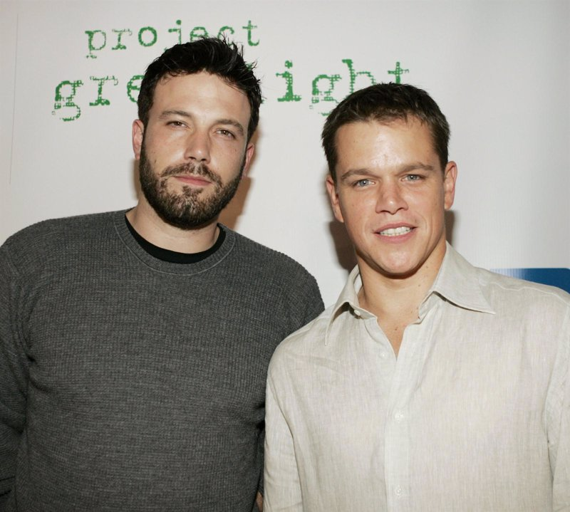 Matt Damon defiende que Ben Affleck sea Batman