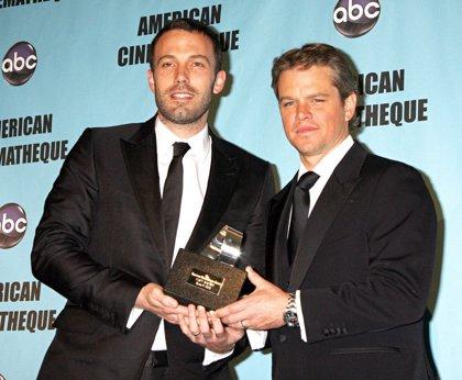 Matt Damon apoya el fichaje de Ben Affleck como Batman