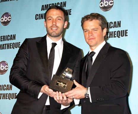 Matt Damon defiende a Ben Affleck como Batman