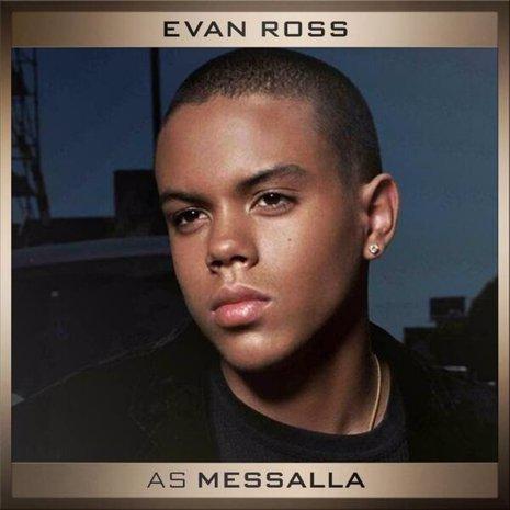 Evan Ross se incorpora a 'Los Juegos del Hambre: Sinsajo'