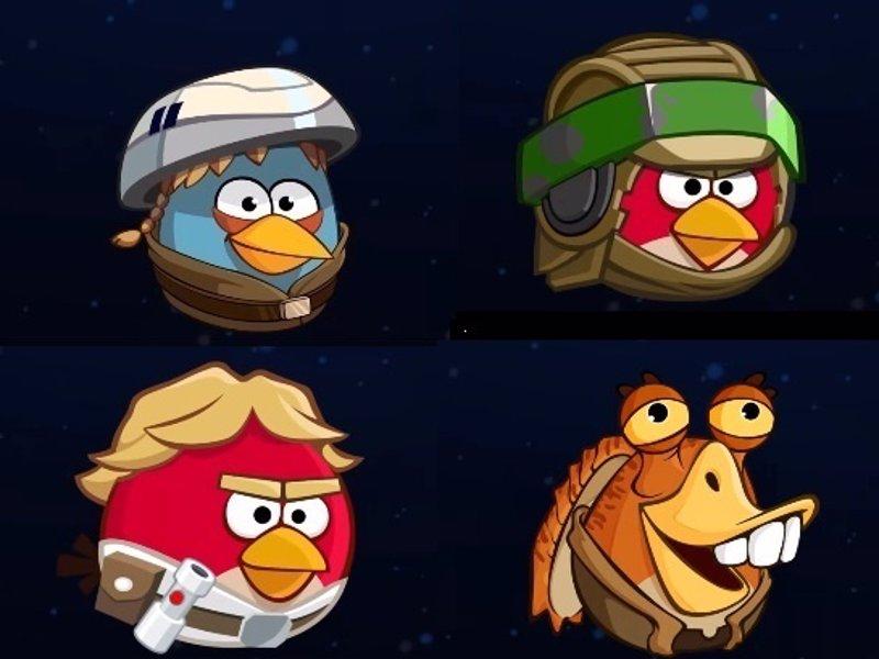Nuevos Jedis Y Jar Jar Binks Llegarán A Angry Birds Star Wars 2