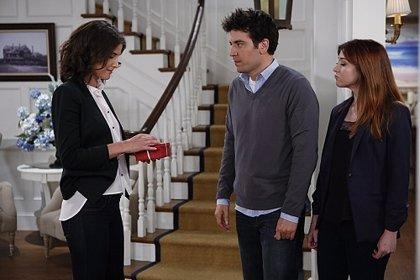 Nuevas imágenes de la última temporada de 'Cómo conocí a vuestra madre'