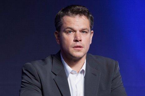 Matt Damon debutará como director con 'A foreigner'