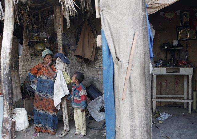 Pobreza En Egipto