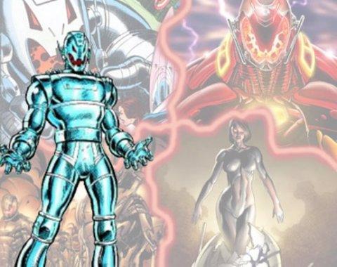 Ultron, el villano de Los Vengadores