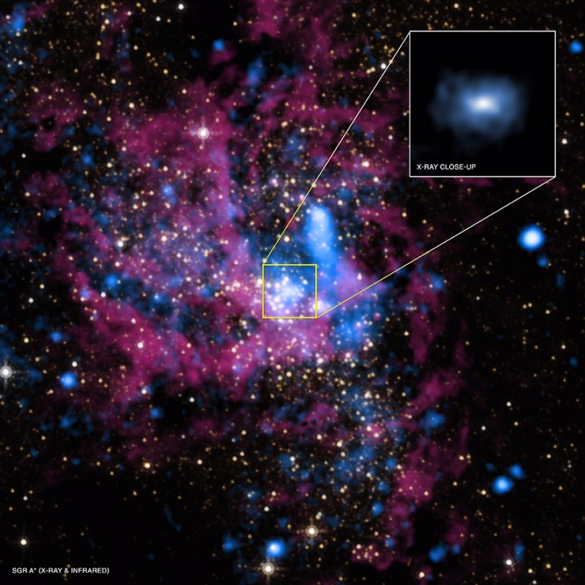 Los agujeros negros no son los 'grandes devoradores' que se creía