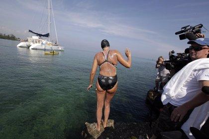 Nadadora estadounidense intentará hoy nadar de La Habana a Florida