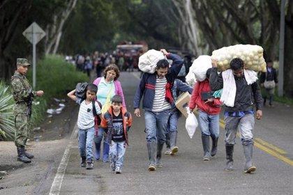 Los líderes campesinos levantan el bloqueo de las vías de Colombia