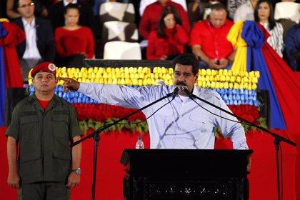 """Venezuela.- Maduro llama a pueblos árabes a """"levantar banderas de dignidad"""" en defensa de Siria"""