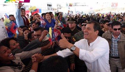 """Correa: Chevron """"jamás reparó el tremendo daño ambiental que causó a la Amazonía"""""""