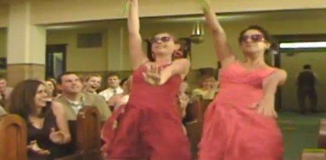 Los bailes más imposibles de internet