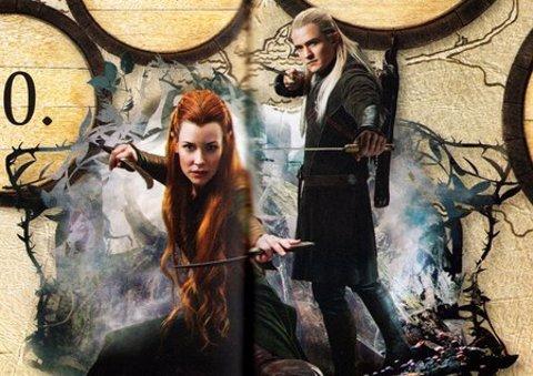 Nuevas imágenes de 'El hobbit: La desolación de Sm
