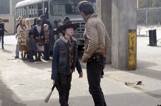 The Walking Dead, 4 temporada