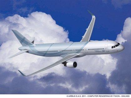 Sostenible.- Airbus invierte 2.000 millones en la mejora del rendimiento de sus aviones
