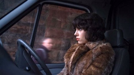 Scarlett Johanson en 'Under the Skin'