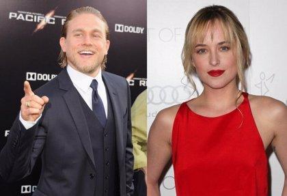¿Son Charlie Hunnam y Dakota Johnson buenas elecciones para '50 sombras de Grey'?