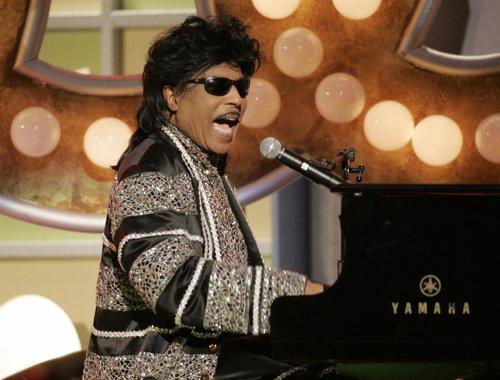 El cantante Little Richard