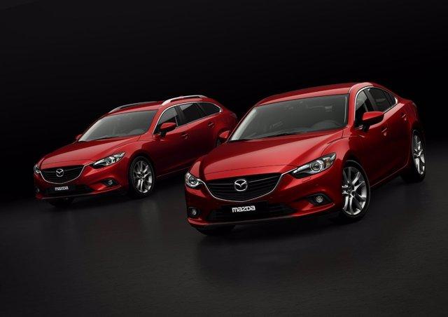 Lexus IS 300h, Mazda6 y Toyota Corolla obtienen cinco estrellas en los test de EuroNCAP