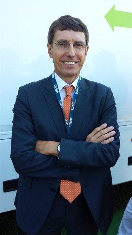 Jean Marc Vignolles, CEO de Orange España