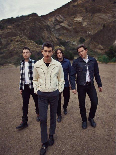 AM, nuevo disco de los Arctic Monkeys ya en iTunes