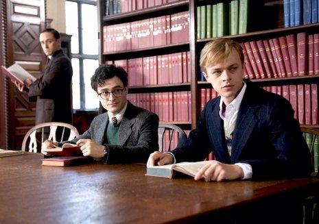 Daniel Radcliffe en Kill Your Darlings