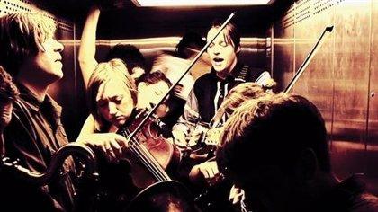 Arcade Fire muestran 40 segundos de su nuevo disco
