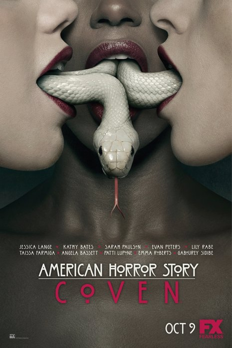 Poster American Horror Story Coven