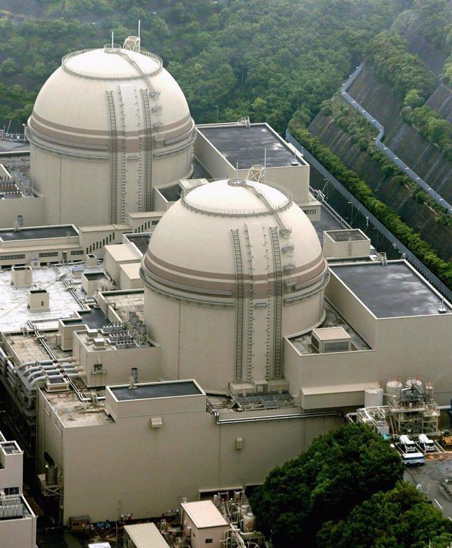 Central nuclear de Ohi, en Japón