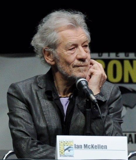 Ian McKellen dará vida a Sherlock Holmes