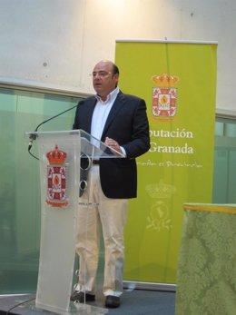 Presidente del PP de Granada, Sebastián Pérez