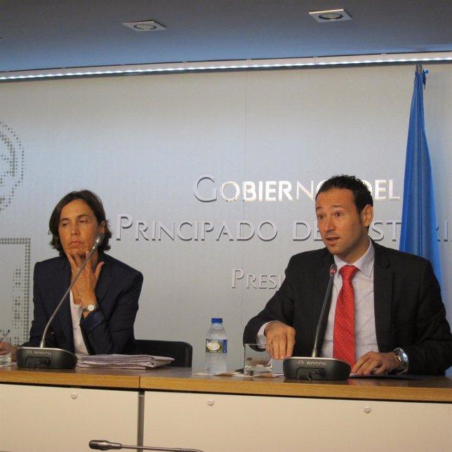 Guillermo Martínez y Dolores Carcedo