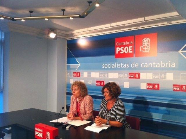 Eva Díaz Tezanos y Puerto Gallego