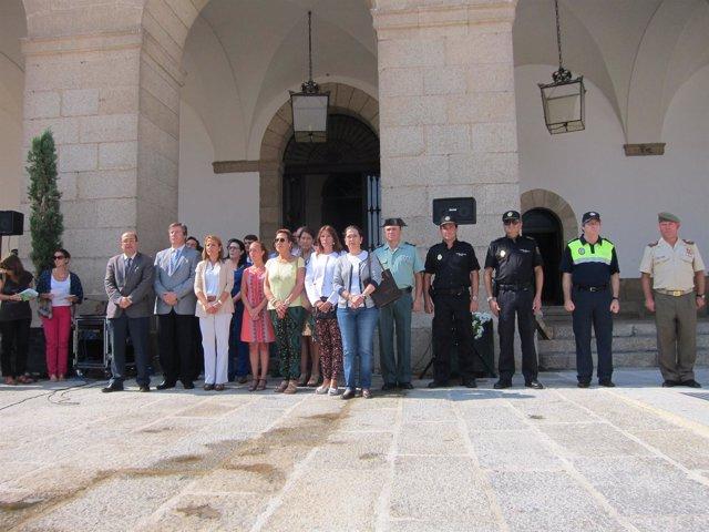 Acto Institucional Día De Extremadura En Cáceres