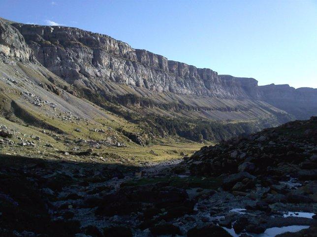 Valle De Ordesa, En Huesca