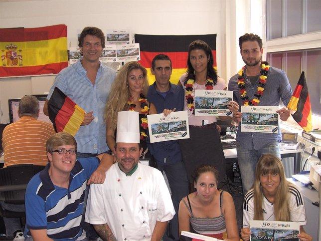 Apoyos a la candidatura de Hervás como mejor Rincón de España