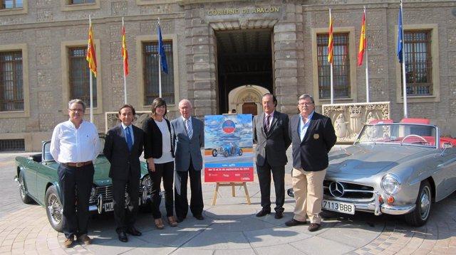 VII Rally Internacional Hospederías de Aragón para Clásicos Deportivos