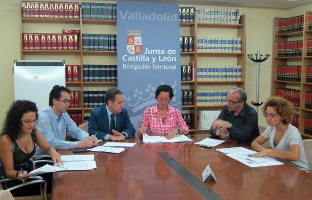Debate Junta Ayto Va sobre Ley de Espectáculos