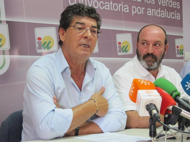 El vicepresidente de la Junta en funciones, Diego Valderas.