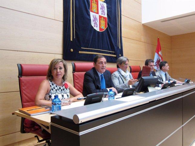 Comparecencia de Sáez Aguado en la Comisión de Sanidad