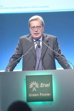 Fulvio Conti, consejero delegado de Enel