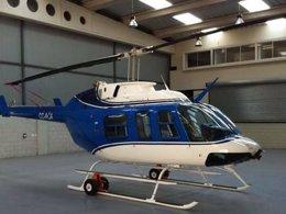 Helicóptero robado en Chile