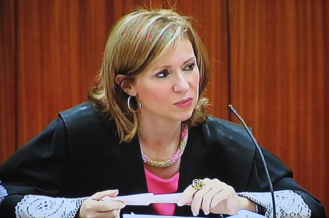 La fiscal del caso Bretón, María de los Ángeles Rojas
