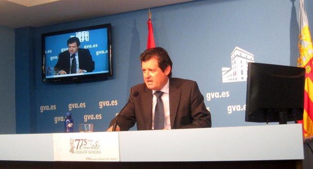 José Ciscar (imagen de archivo)