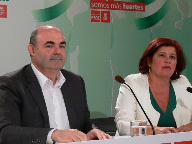 Juan Manuel Fernández y Elvira Ramón