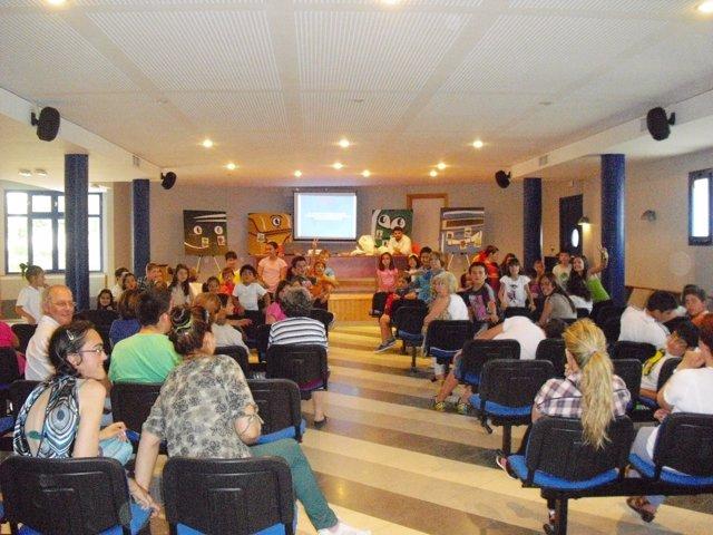 Rueda de prensa seminarios Promedio de la Diputación de Badajoz