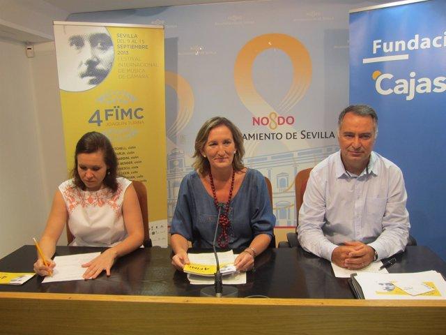 Presentación del Festival Turina 2012