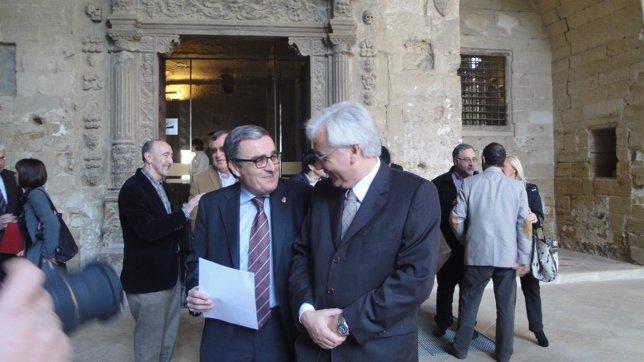 Àngel Ros Y  Ferran Mascarell