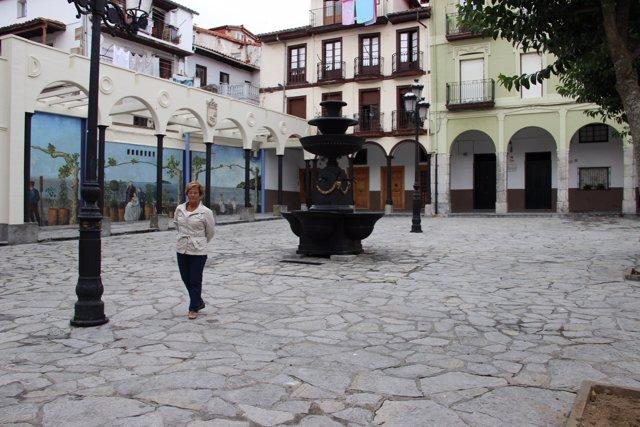 Plaza de Albaida