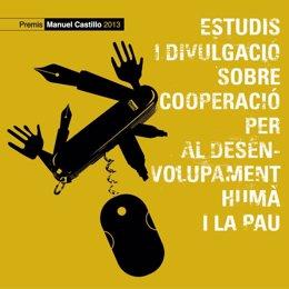 Cartel de los Premios Manuel Castillo de la UV: